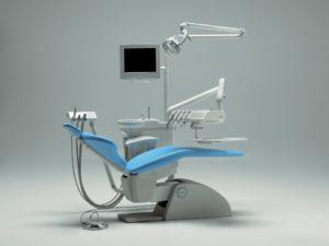 Fogászati kezelőegység OMS - fogrovosi szék